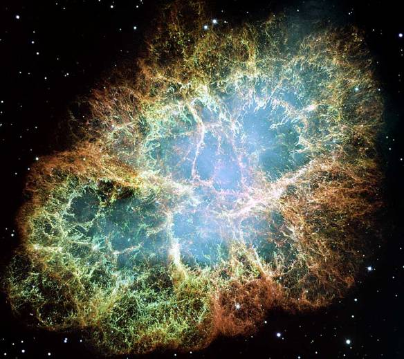 Crab Nebula (NASA)