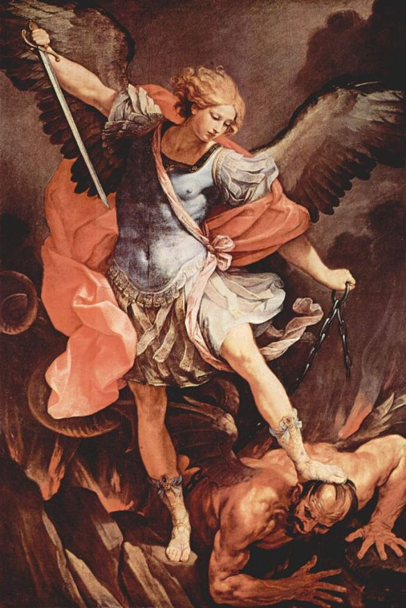 Archangel Michael, Guido Reni (1575–1642)