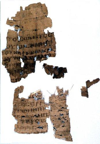 Papyrus 54: James 2:16-18