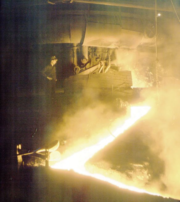 Steel Mill Run-off