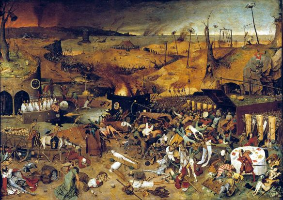Triumph of Death, 1562, Pieter Breughel the Elder