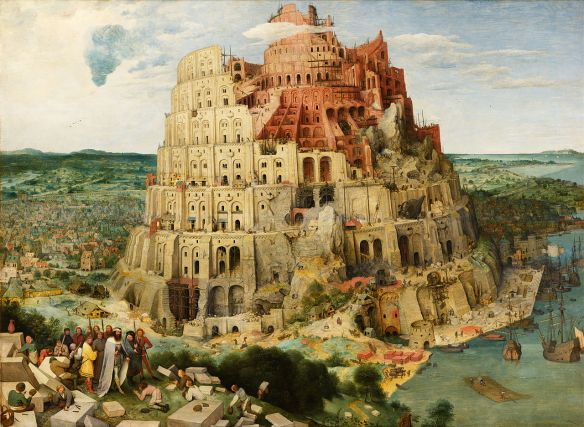 Tower of Babel - Bruegel