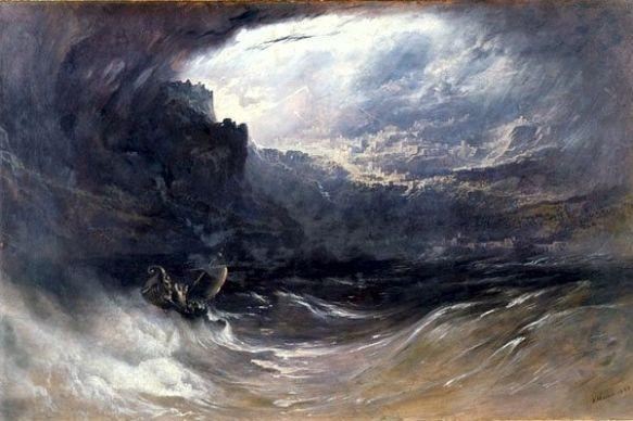 The Deluge - John Martin
